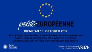 Polito européenne HS17