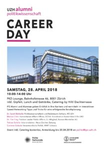 Career Day (28.09.2018)