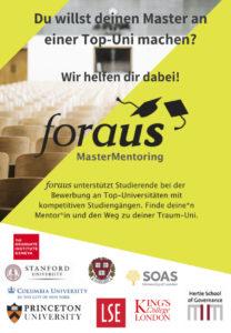 foraus Master-Veranstaltung (26.09.2018)