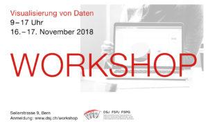 Workshop zur Visualisierung von Daten in R von DSJ