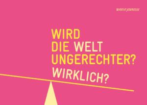 Think Thank Summit von Avenir Suisse: Ungleichheit
