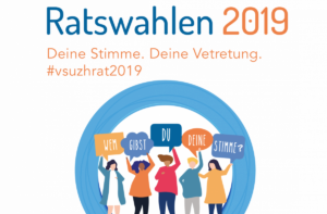 Jetzt wählen! – VSUZH Ratswahlen 2019