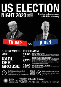 US Election Night 2020/ 3.11.20